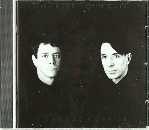 Lou Reed Slip Away (A Warning) cover art