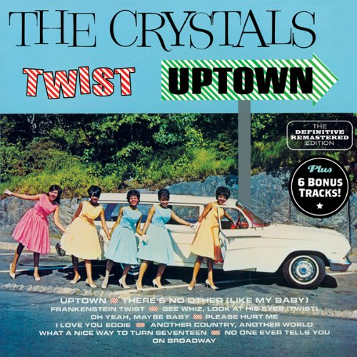 The Crystals There's No Other Like My Baby cover art