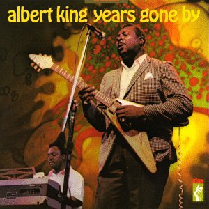 Albert King The Sky Is Crying cover art