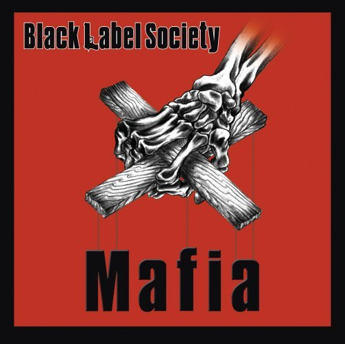 Black Label Society Fire It Up cover art