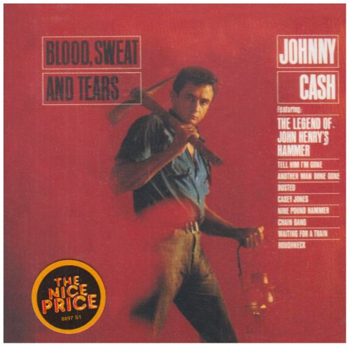 Johnny Cash Busted cover art