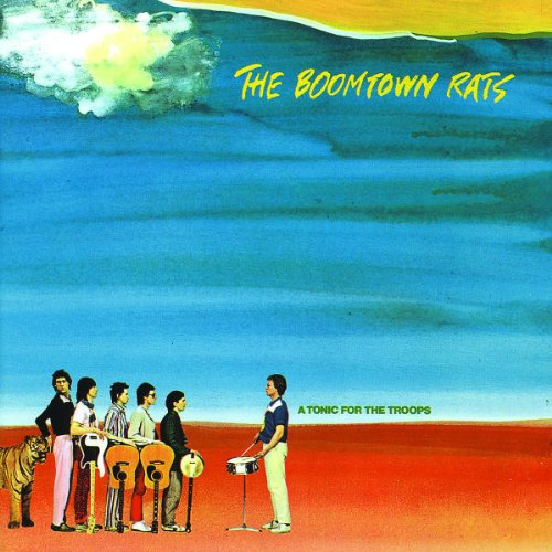 The Boomtown Rats Rat Trap cover art