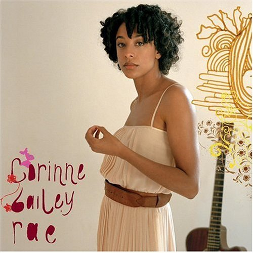 Corinne Bailey Rae Breathless cover art