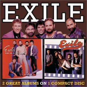 Exile I Don't Want To Be A Memory cover art