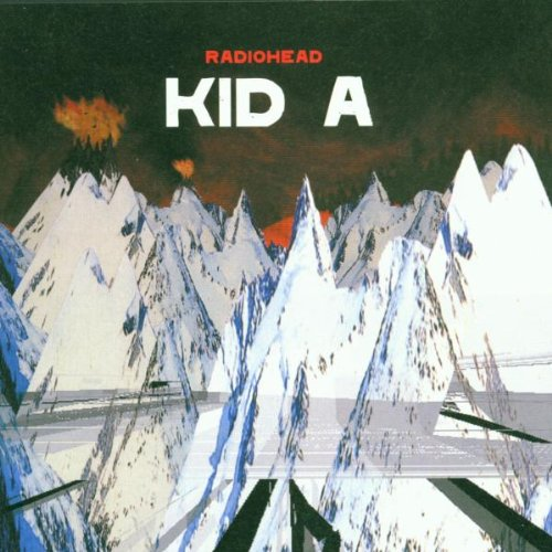 Radiohead Everything In Its Right Place cover art