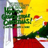 Albert Hague You're A Mean One, Mr. Grinch cover art
