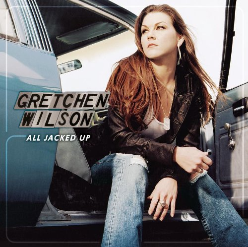 Gretchen Wilson All Jacked Up cover art