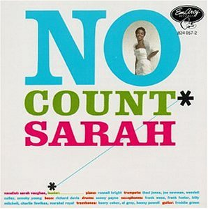 Sarah Vaughan Cheek To Cheek cover art