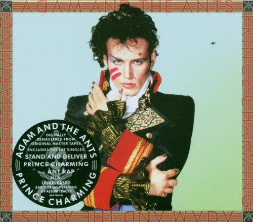 Adam and the Ants Stand And Deliver cover art
