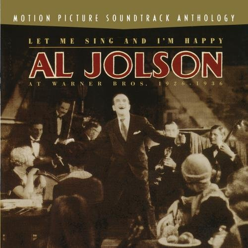 Al Jolson Back In Your Own Back Yard cover art