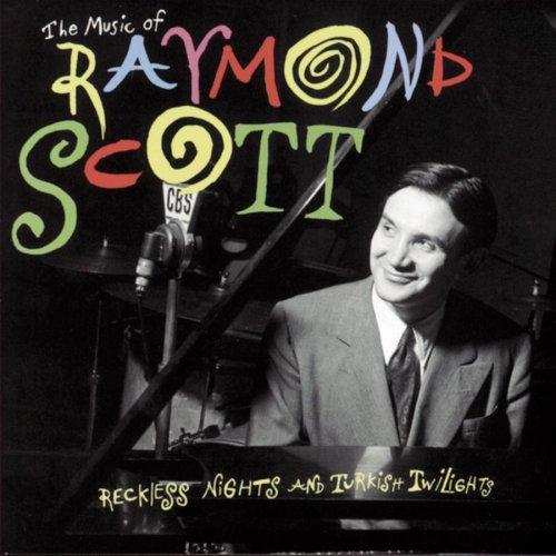 Raymond Scott The Toy Trumpet cover art