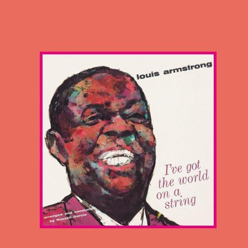 Louis Armstrong Nobody Knows The Trouble I've Seen cover art