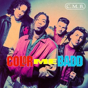 Color Me Badd All 4 Love cover art