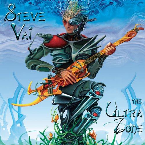 Steve Vai I'll Be Around cover art