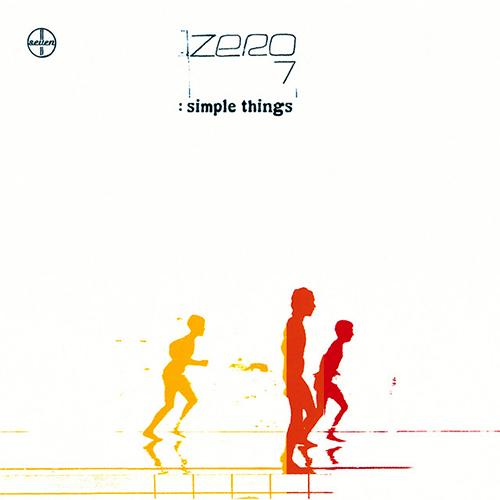 Zero 7 Distractions cover art