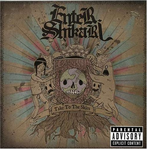 Enter Shikari Anything Can Happen In The Next Half Hour cover art