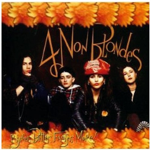 4 Non Blondes What's Up cover art