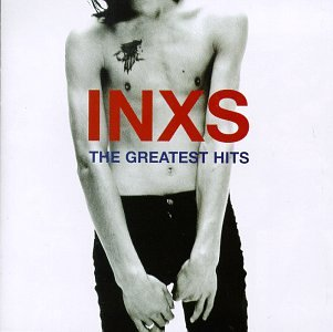 INXS Deliver Me cover art