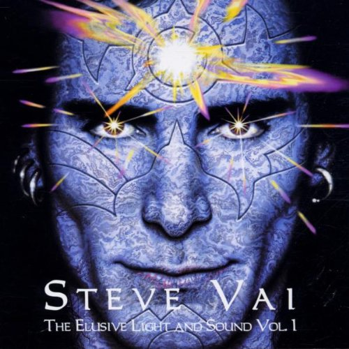 Steve Vai Head Cuttin' Duel cover art