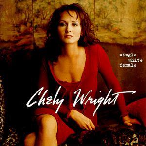 Chely Wright Single White Female cover art