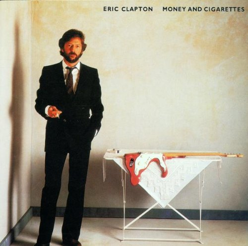 Eric Clapton Crosscut Saw cover art