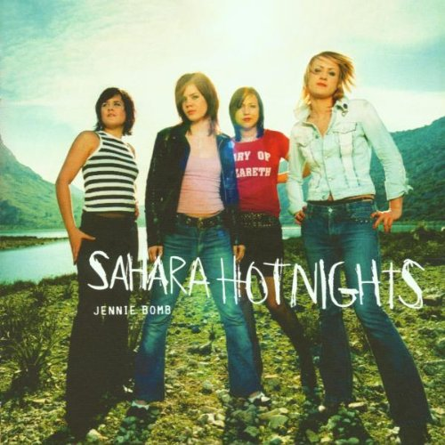 Sahara Hotnights On Top Of Your World cover art