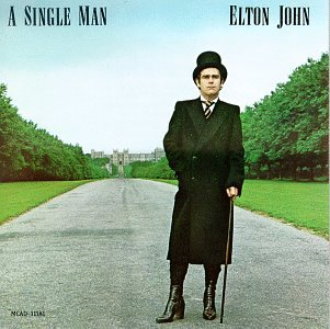 Elton John Part-Time Love cover art