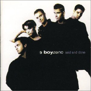 Boyzone Love Me For A Reason cover art