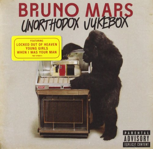 Bruno Mars Treasure cover art