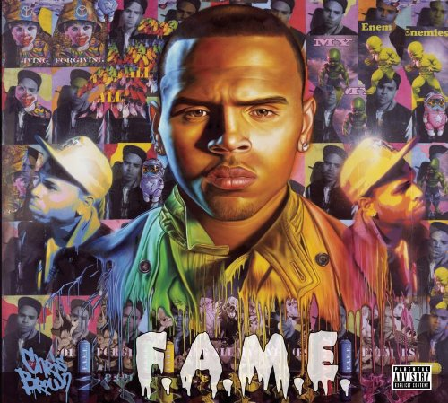 Chris Brown Yeah 3X cover art