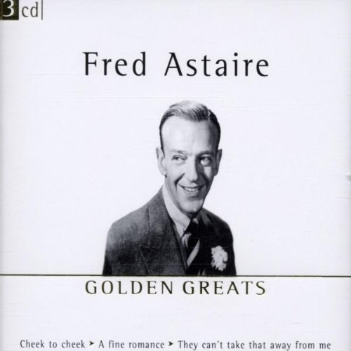 Fred Astaire I'm Old Fashioned cover art