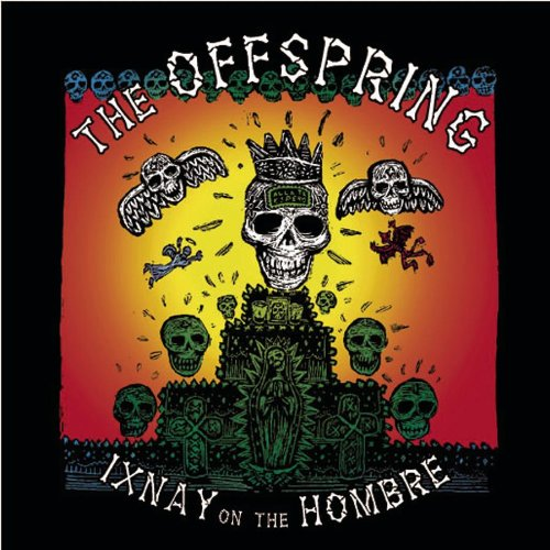 The Offspring Amazed cover art