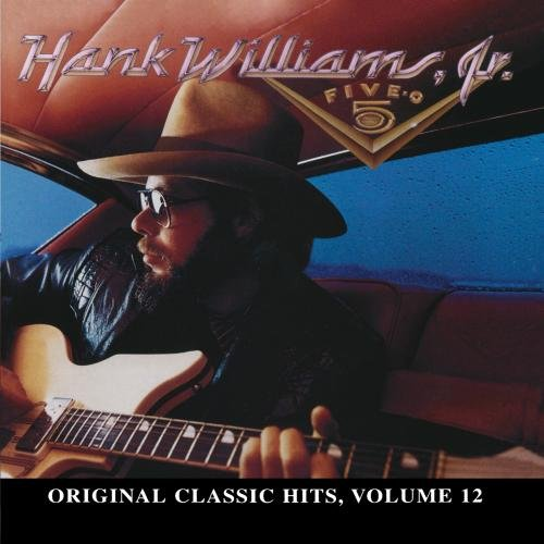 Hank Williams, Jr. Ain't Misbehavin' cover art