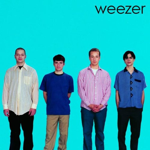 Weezer Cold Dark World cover art
