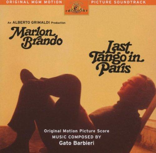 Gato Barbieri Last Tango In Paris cover art