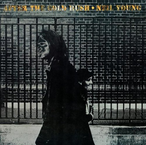 Neil Young Oh, Lonesome Me cover art