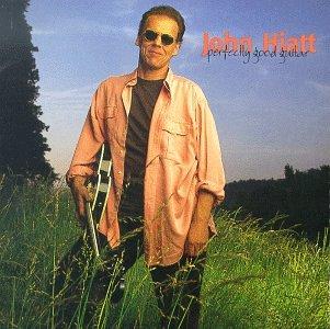 John Hiatt Perfectly Good Guitar cover art