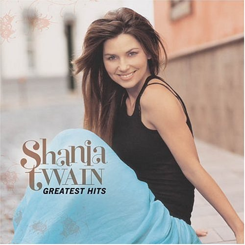 Shania Twain Man! I Feel Like A Woman! cover art