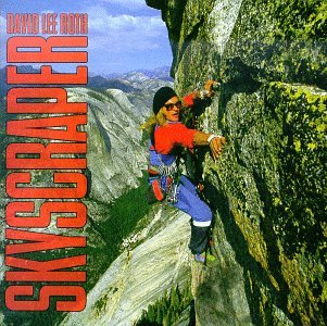 David Lee Roth California Girls cover art