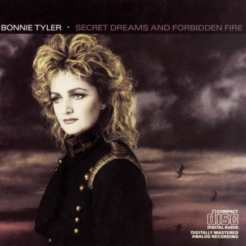 Bonnie Tyler Holding Out For A Hero cover art