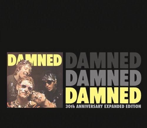 The Damned New Rose cover art
