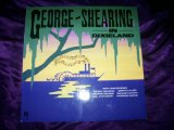 George Shearing Lullaby Of Birdland cover art