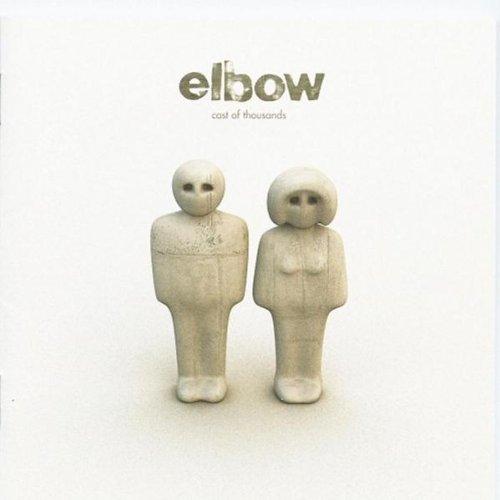 Elbow Fugitive Motel cover art