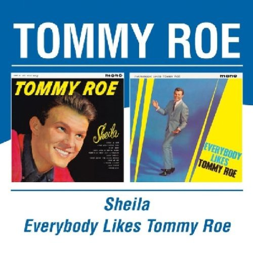 Tommy Roe Sheila cover art