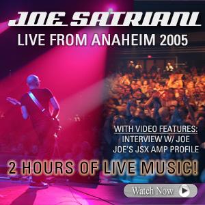 Joe Satriani Sleepwalk cover art