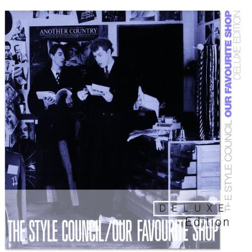 The Style Council Shout To The Top cover art