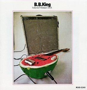 B.B. King Ask Me No Questions cover art