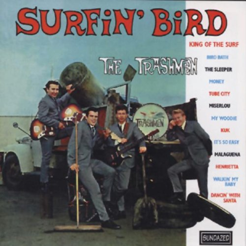The Trashmen Surfin' Bird cover art