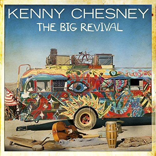 Kenny Chesney Save It For A Rainy Day cover art