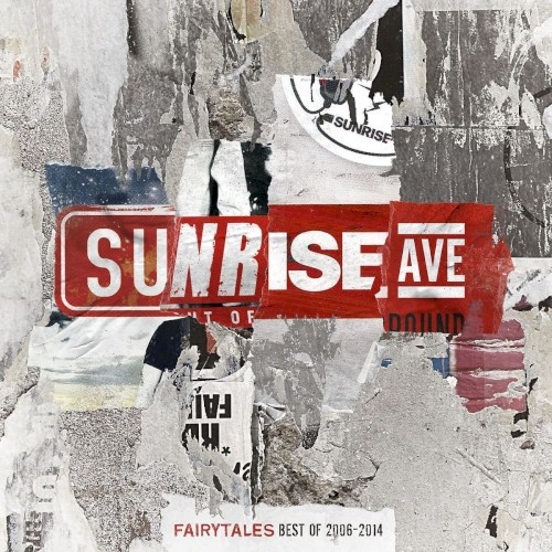 Sunrise Avenue Nothing Is Over cover art